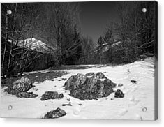 Wintertime Acrylic Print