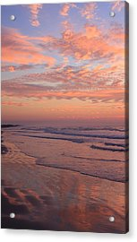 Wrightsville Beach Acrylic Print by Mountains to the Sea Photo