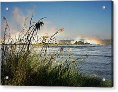 Zambia Acrylic Print by Sergi Reboredo