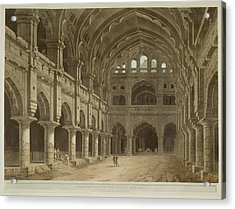 Antiquities Of India Acrylic Print by British Library
