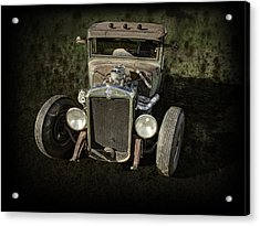 31 Chevy Rat Rod Acrylic Print