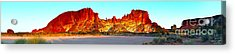 Rainbow Valley Acrylic Print