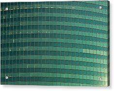 333 W Wacker Building Chicago Acrylic Print by Steve Gadomski