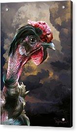 34. Turken Acrylic Print