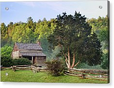 Usa, Tennessee, Great Smoky Mountains Acrylic Print by Jaynes Gallery