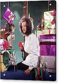 Bette Davis Acrylic Print