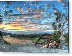 360 Bridge Acrylic Print