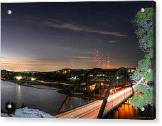 360 Sunrise Acrylic Print