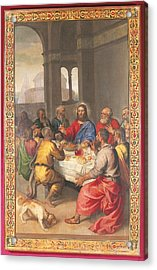 Italy, Marche, Pesaro Urbino, Urbino Acrylic Print by Everett
