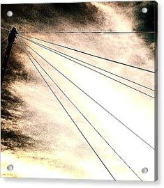 Dramatic Sky 2 Acrylic Print