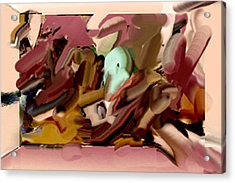 3.actings3c Acrylic Print by Immo Jalass
