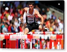 15th Iaaf World Athletics Championships Beijing 2015 - Day Five Acrylic Print by Alexander Hassenstein