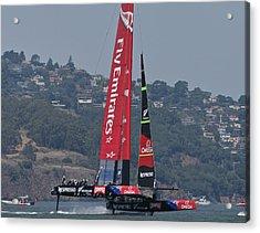 America's Cup San Francisco Acrylic Print