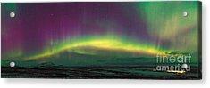 Aurora Borealis, Lapland, Sweden Acrylic Print by Babak Tafreshi, Twan