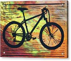 Bike 10 Acrylic Print