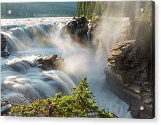 Canada, Alberta, Jasper National Park Acrylic Print