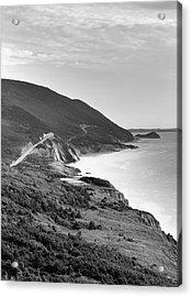 Canada, Nova Scotia, Cape Breton Acrylic Print