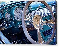 Chevy 1957 Bel Air Acrylic Print
