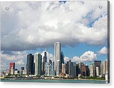Chicago Acrylic Print by Jim West