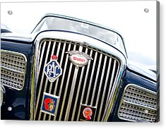 Classic Car Acrylic Print by Fizzy Image