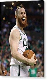 Cleveland Cavaliers V Boston Celtics - Game Five Acrylic Print by Maddie Meyer