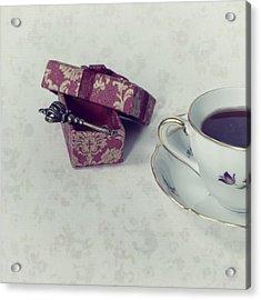 Coffee Time Acrylic Print by Joana Kruse