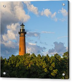 Acrylic Print featuring the photograph Currituck Beach Lighthouse by Gregg Southard