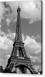 Eiffel Tower Acrylic Print by Ivete Basso Photography