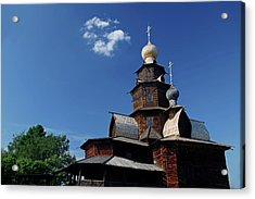 Europe, Russia, Suzdal Acrylic Print by Kymri Wilt