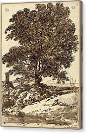 Franz Innocenz Josef Kobell German, 1749 - 1822 Acrylic Print