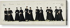 Funeral Processions Acrylic Print