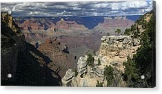 Grand Canyon Acrylic Print by Gary Lobdell