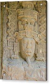 Guatemala, Quirigua Mayan Ruins Acrylic Print