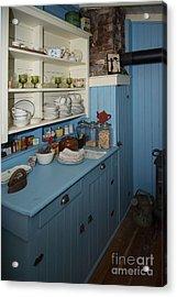 Heritage Cottage Museum On Bowen Island Acrylic Print
