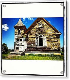 Instagram Photo Acrylic Print