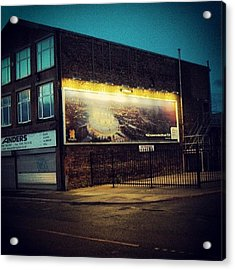 #instawesome #instagram #instaplace Acrylic Print