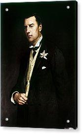 Joseph Chamberlain (1836-1914) Acrylic Print