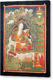 Ladakh, India Pre-17th Century Acrylic Print by Jaina Mishra