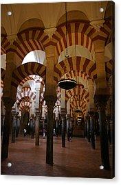 Mezquita De Cordoba Acrylic Print