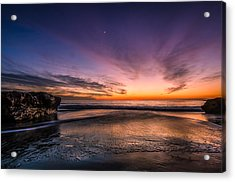 4 Mile Beach Sunset Acrylic Print