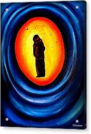 Spiritual Journey-1 Acrylic Print by Carmen Cordova