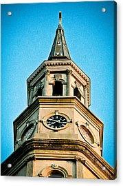 St. Philip's Episcopal Acrylic Print