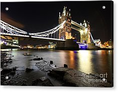 Tower Bridge London Acrylic Print by Mariusz Czajkowski