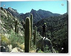 Tucson Area Acrylic Print