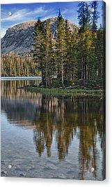 Uinta Mountains Utah Acrylic Print