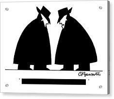 [redacted] Acrylic Print