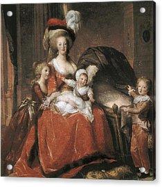 Vigee-lebrun, Elisabeth 1755-1842 Acrylic Print by Everett