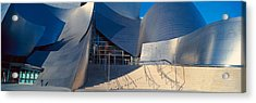 Walt Disney Concert Hall, Los Angeles Acrylic Print by Panoramic Images