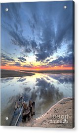 Warren Dunes State Park Acrylic Print by Twenty Two North Photography