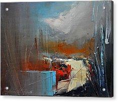 Way Home Serie Acrylic Print by David Figielek